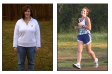 Jennifer lost 125 pounds! See my before and after weight loss pictures, and read amazing weight loss success stories from real women and their best weight loss diet plans and programs. Motivation to lose weight with walking and inspiration from before and after weightloss pics and photos.