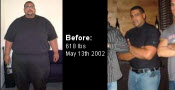 I lost 370 pounds! Read my weight loss success story and see my before and after weight loss pictures at the website The Weigh We Were. Hundreds of success stories, articles and photos of weight loss diet plans for men, tips for how to lose weight for men. Build muscle and lose belly fat with healthy male weight loss transformation pics for inspiration!