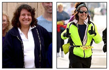 Weight Loss Success Stories: Karina Drops 100 Pounds And Goes From Obese to Triathlete!