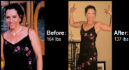 Learn more as Kathy M. works to lose 34 of her 164 lbs!