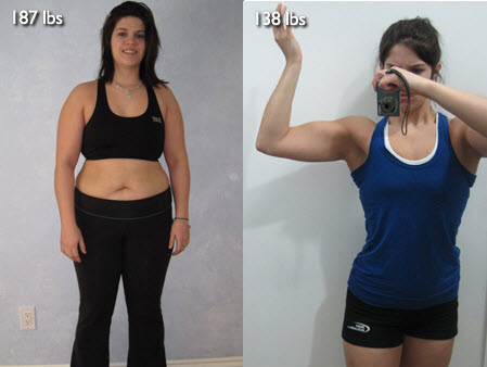 weight loss before and after kristen lost 20 pounds with
