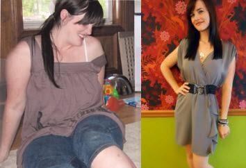 Lindze Merritt loses 50 pounds