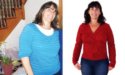 Real Weight Loss Success Stories: Allison Dropped 22 Pounds With A Healthy Diet