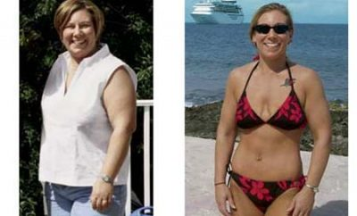 Real Weight Loss Success Stories: Cindy Dropped 90 Pounds By Spinning