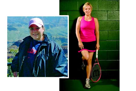 Erica lost 85 pounds! See my before and after weight loss pictures, and read amazing weight loss success stories from real women and their best weight loss diet plans and programs. Motivation to lose weight with walking and inspiration from before and after weightloss pics and photos.