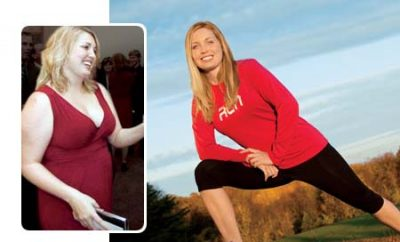Real Weight Loss Success Stories: Kristen Loses 50 Pounds In Time For Her Wedding