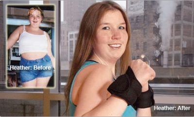 Real Weight Loss Success Stories: Heather Lost 85 Pounds By Fighting For Her Future