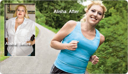 Alisha lost 120 pounds! See my before and after weight loss pictures, and read amazing weight loss success stories from real women and their best weight loss diet plans and programs. Motivation to lose weight with walking and inspiration from before and after weightloss pics and photos.