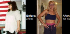 Real Weight Loss Success Stories: Michelle Loses 95 Pounds With Weight Watchers