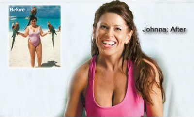 """I was able to heal from the inside out."" Johnna Lost 63 Pounds!"