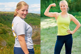 Weight Loss Success Stories: Katherine Found Her Healthy Weight After Losing 30 Pounds