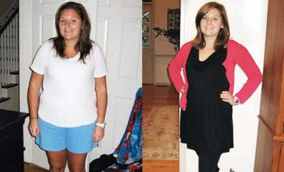 Weight Loss Before and After: Brittany Sheds 17 Pounds And Stops The Emotional Eating