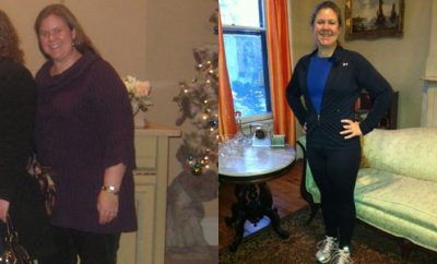 Weight Loss Before and After: Joanna Slims Down 52 Pounds And Stops YoYo Dieting