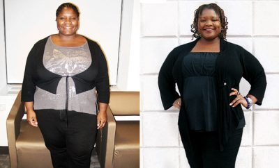How I Lost Weight: Shelley Stays Positive And Slims Down 14 Pounds