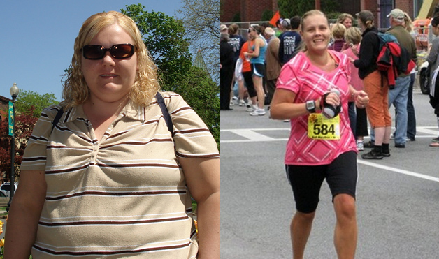Amanda lost 107 pounds! See my before and after weight loss pictures, and read amazing weight loss success stories from real women and their best weight loss diet plans and programs. Motivation to lose weight with walking and inspiration from before and after weightloss pics and photos.