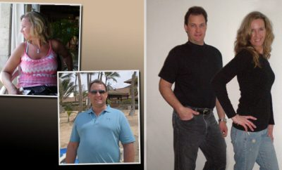 Weight Lost: Jason, 63 pounds; Deborah, 36 pounds