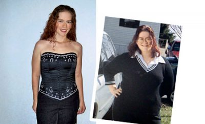 Weight Loss Before and After: Stephany's Incredible 56 Pound Weight Loss Story