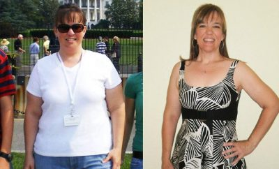 Weight Loss Before and After: Nancy Lost 100 Pounds Before Her 40th