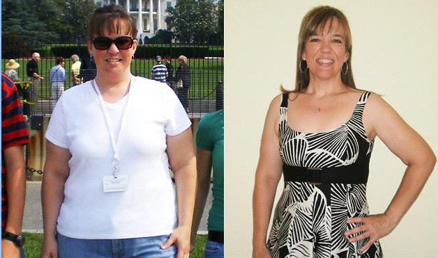 Nancy lost 100 pounds! See my before and after weight loss pictures, and read amazing weight loss success stories from real women and their best weight loss diet plans and programs. Motivation to lose weight with walking and inspiration from before and after weightloss pics and photos.