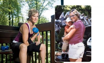 Weight Loss Story: Heather Mursch