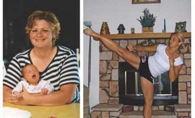 Real Weight Loss Success Stories: Jenny Lost 60 Pounds And Went From Couch Potato To Fitness Trainer