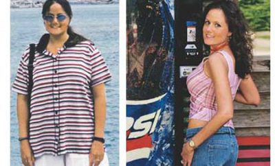 Weight Loss Before and After: Tami's Amazing 15 Pound Body Transformation