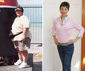 Cindy lost 204 pounds! See my before and after weight loss pictures, and read amazing weight loss success stories from real women and their best weight loss diet plans and programs. Motivation to lose weight with walking and inspiration from before and after weightloss pics and photos.