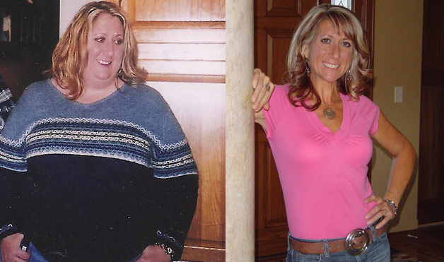 Weight Loss Success Stories Terri Drops 201 Pounds With