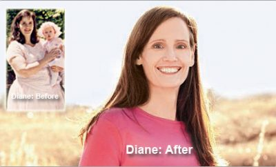 Real Weight Loss Success Stories: Diane Stopped Making Excuses And Shed 159 Pounds