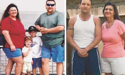 Real Weight Loss Success Stories: Barbara And Micheal Lose 185 Pounds By Fighting The Battle Of The Bulge Together
