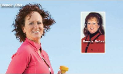 """""""I've taken charge of my health."""" Brenda lost 140 pounds"""
