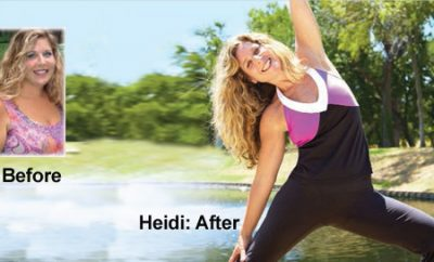 "Weight Loss Success Stories: ""I realized my way wasn't working"" Heidi lost 50 pounds"