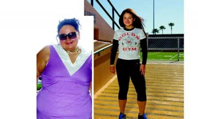 Weight Loss Success Stories: Stephanie Lost 174 Pounds By Hitting the Gym Hard