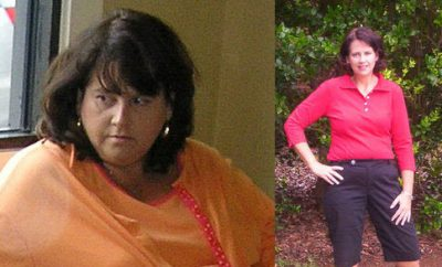 Tammy Todd of Toccoa loses 132 pounds