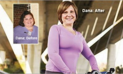 Weight Loss Success Stories: Dana Lost 190 Pounds And Half Her Size