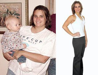 Real Weight Loss Success Stories: Kelly's 45 Pound Weight Loss Transformation