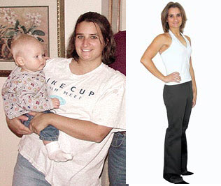 Kelly lost 45 pounds! See my before and after weight loss pictures, and read amazing weight loss success stories from real women and their best weight loss diet plans and programs. Motivation to lose weight with walking and inspiration from before and after weightloss pics and photos.