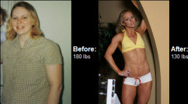 Weight Loss Success Stories: Vanessa Dropped 50 Pounds And 18 Percent Body Fat