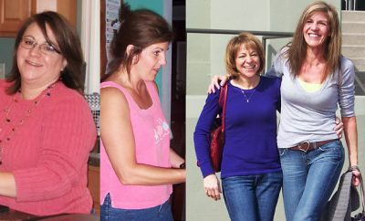 Weight Loss Before and After: Vicki And Beth Lost 125 Pounds Together