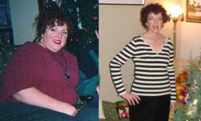 Lauralyn Bellamy, 61, of Roswell, loses 156 pounds