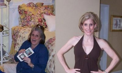 Sara Corcoran, 39, of Johns Creek sheds 114 pounds