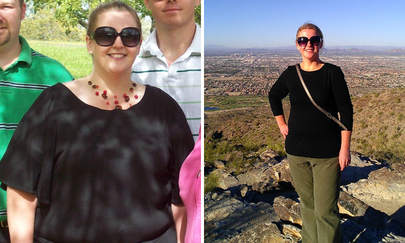 Ann lost 126 pounds! See my before and after weight loss pictures, and read amazing weight loss success stories from real women and their best weight loss diet plans and programs. Motivation to lose weight with walking and inspiration from before and after weightloss pics and photos.