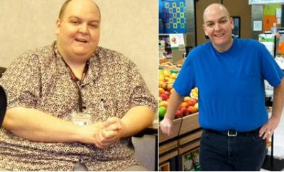 Male Before And After Weight Loss: Bryan Lost 300 Pounds And Got His Life Back