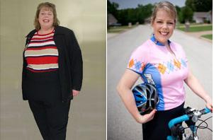 Real Weight Loss Success Stories: Deborah Says Hello To A Size 6 And Goodbye To 170 Pounds