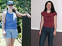 Think Thin: Gillian Hood-Gabrielson Lost 36 Pounds