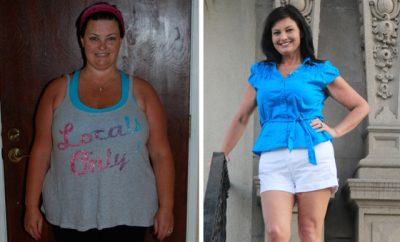 Jaylene Conquered Her Demons And Lost More Than 100 Pounds