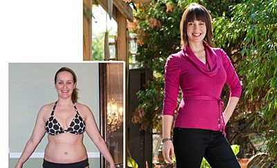 Weight-Loss Success Stories, How Jen West Loss 47 Pounds