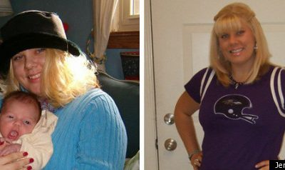 Jennie's 56-Pound Weight Loss Finally Stuck