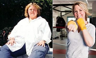 After Losing 200 Pounds, She Feels Invincible