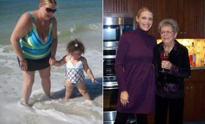 Weight Loss Success Stories: Kim Stopped Drinking Soda And Lost 98 Pounds
